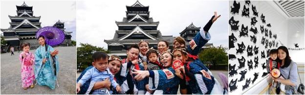 Kumamoto Castle – ไปชมความยิ่งใหญ่ของปราสาทคุมะโมโตะกัน