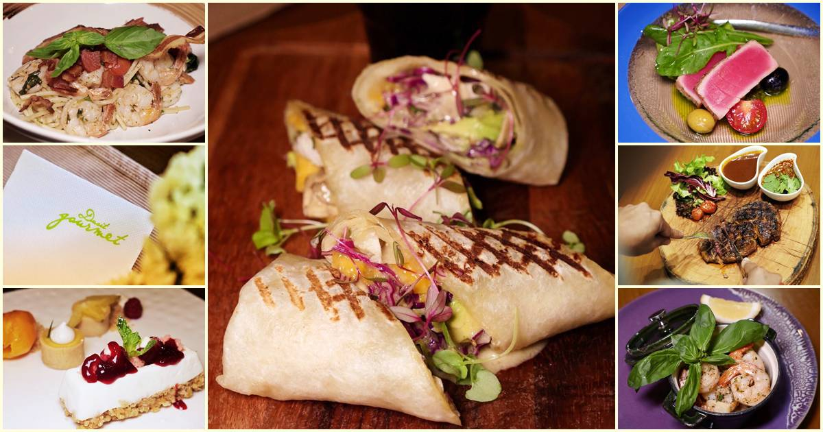 Dusit Gourmet , Dusit Suites Hotel Ratchadamri , dusit thani , thai cuisine , ร้านอาหาร , รีวิว , review , bljourney , bangkok , All Day Dining , Hamilton's Steak House ,ดุสิตธานี , บ้านดุสิตธานี , pantip , wongnai, วงใน , พันทิป , ร้านอาหาร , ดุสิตกูร์เมต์ , ก้นครัว , ของกิน , ตะลอนกิน