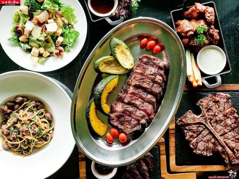 รสดีเด็ด , roddeeded, steakhouse , hungryhub, buffet , pantip , Wongnai, review, รีวิว ,บุฟเฟต์, สเต็กเนื้อ ,วากิว , รีวิวร้านอาหาร , BLJourney ,โปรโมชั่น